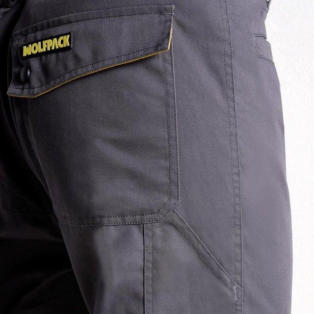 15017105 50//52 XL Wolfpack  Pantalon trend long