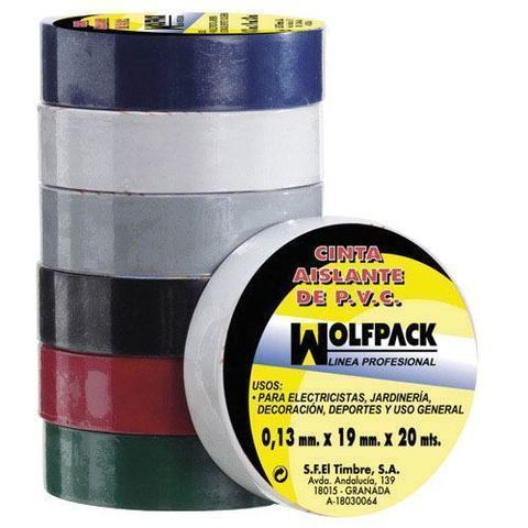 Wolfpack 19030805 Kit Accesorios Canaleta 10x16 mm
