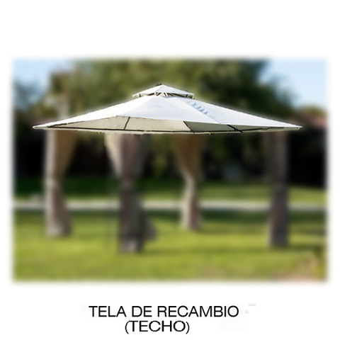 Ferivo inicio playa jardin camping piscinas pergolas toldos sombrillas - Recambio tela parasol ...