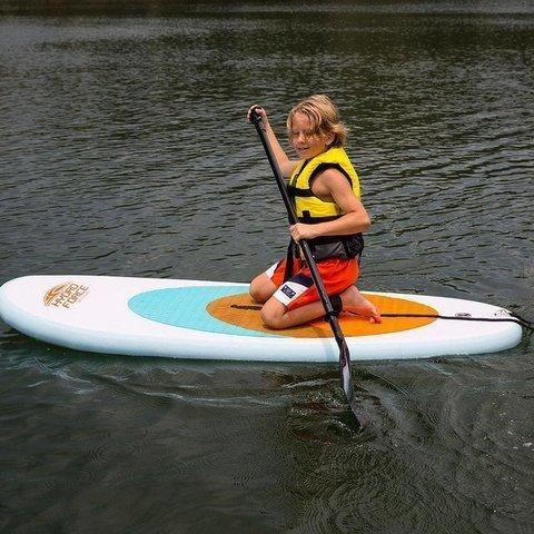 Ferivo - Tabla Paddle Surf Infantil Sin Remo 204 x 76 x 10 cm. - Herramienta y complementos de ferretería en Gijón La Camocha