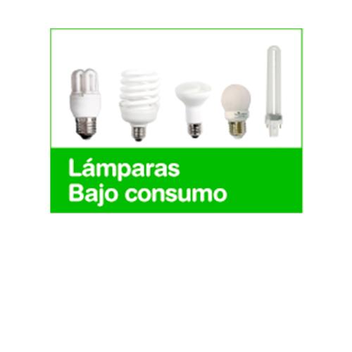 Lamparas y bombillas - Lamparas de pie bajo consumo ...